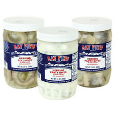 Pickled Herring Sampler