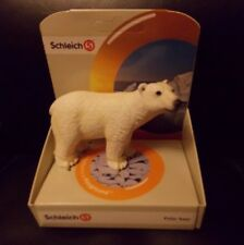 Polar Bear Figure by Schleich Collection Model #14659 - New, Free Shipping!