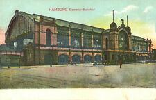Ak*    Hamburg - Dammtor-Bahnhof (AB)20620