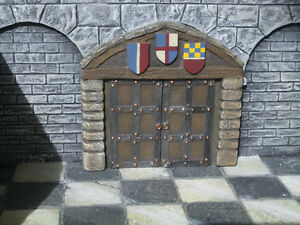 Crypt Thomarillion Unpainted Resin Dwarven Forge D/&D