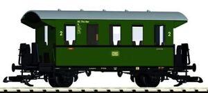 PIKO G SCALE DB III 2-AXLE 2ND CLASS COACH | BN | 37920