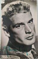 Georges Marchall Artiste Cinema Film ## orginal handsignierte Autogrammkarte
