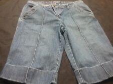 Baccini Ladies Jeans 85% Cotton Machine Wash Cold Size 14