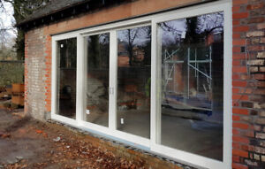 Bespoke BRAND NEW Timber Sliding Patio Doors ANY SIZE Double Glazed