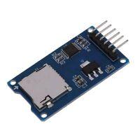 5X( SPI Reader mini SD Memory Card TF Memory Card Shield Module for Arduin C5B6)