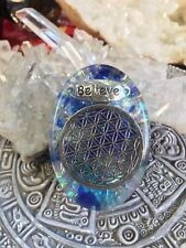 Orgone Energy - OrgoneIAM Bed Buster Believe/Flower of Life Healing Protection