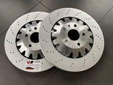 original Audi TT RS Bremsscheiben  370 x 32 Neu TTRS 8J  8J0615301K Seat leon