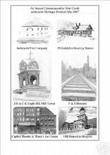 Shamokin Coal Township Mt. Carmel Note Cards 2007