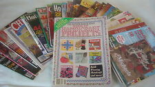 CHRISTMAS & Holiday Craft & Needlework Magazines Mother Earth, Crafting, Ideals