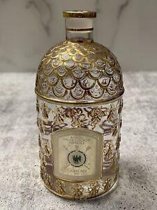 Imperiale Guerlain Eau de Cologne 24k Gold Bee Bottle 250 ml 8.5 oz Broken Cap