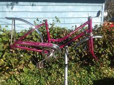 Vintage Schwinn Stingray Fastback Violet Stardust 1969 Old Muscle Bike