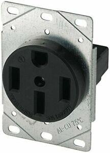 Eaton 1258 50 Amp Power Receptacle   F34