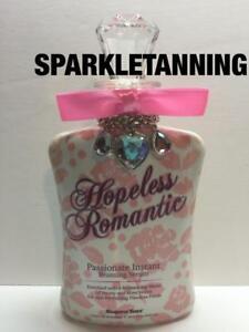 Supre Tan HOPELESS ROMANTIC Bronzing Serum Indoor Tan Tanning Bed Lotion