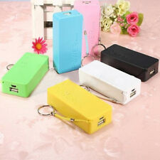 Bank Power mAh batteria portatile 5600 Carica batteria cellulare universale USBr