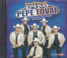 Los Chacales de Pepe Tovar Exitos New Sealed
