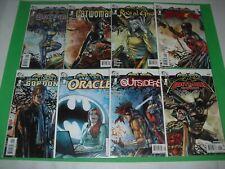 Lot 8 Bruce Wayne the Road Home one shot set VF/NM! Oracle Robin Batgirl 2392