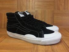 a4f7066ce4 RARE🔥 VANS Sk8-Hi LX Gosha Rubchinskiy SAMPLE Black Leather White Sneaker  10.5