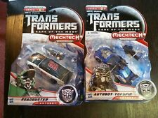 Transformers Dark Of the Moon lot-Roadbuster and Autobot Topspin Brand New MOC
