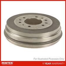 2x Fits VW Polo 9N 1.4 TDI Genuine OE Quality Mintex Rear Brake Drums