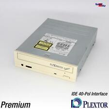 PLEXTOR PREMIUM CD-RW BRENNER LAUFWERK IDE 40-POL PIN DRIVE CD-ROM 52/32 TOP
