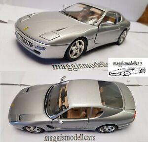 Ferrari 456 GT Bj 1993-2004 Modellauto aus Sammlung Maßstab 1:18 Bburago