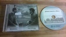 CD Jazz Nils Rohwer / Jens Schliecker - Bilder einer Reise (10 Song) ACOUSTIC MU