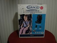 Graco TurboBooster Highback LX Car Seat with Safety Surround – Anchor