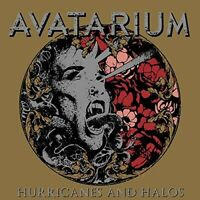 AVATARIUM - HURRICANES AND HALOS   CD NEU