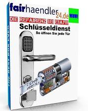 SCHLÜSSELDIENST - TOP RATGEBER So öffnen Sie jede Tür SCHLOSS EBOOK PDF E-Lizenz