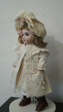 coat , dress. hat    for your beautiful French  or German antique doll  .