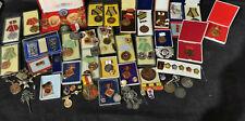 Tolle Sammlung - Medaillen - Orden - Abzeichen - DDR - Münzen - T10