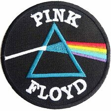 Pink Floyd hardcore heavy metal rock band Embroidered Iron On Patches, New