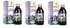 Hemani Black Seed Oil125ml 100% Natural Kolanji /Cumin/Nigella Sativa Oil 3 pack