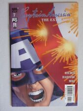 Captain America 7-11 The Extremists by John Ney Rieber, Trevor Hairsine