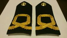 Sea Cadet Corps Sub Lieutenant Gold Boards & buttons SCC RNVR NTC