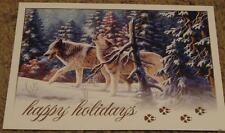 BRAND NEW Beautiful Merry Christmas Greeting Card, GREAT CONDITION NEVER USED