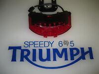 TRIUMPH DAYTONA 675 STREET TRIPLE REAR LIGHT 2006 - 2012 PN T2703200