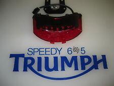TRIUMPH DAYTONA 675 STREET TRIPLE REAR LIGHT & BRACKET 2006 - 2012 PN T2703200