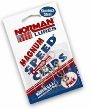 Norman Magnum Speed Clips, 5 pk, Nip, 0065
