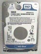 "500GB Western Digital WD5000LPCX 2.5"" WD Blue 7mm slim SATA 6Gb/s Hard Drive"