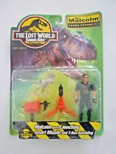 Jurassic Park The Lost World Ian Malcolm Figure MOC Kenner 1997