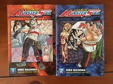 Monster Soul vol. 1 and 2 english hiro mashima