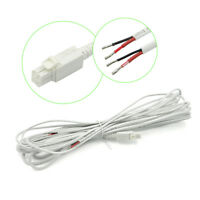 Bose-Lifestyle 650 Front Speaker Cable White Wire 4 Pin