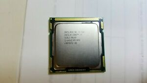 Intel i5 750 2.66GHz Quad Core LGA 1156 CPU only.
