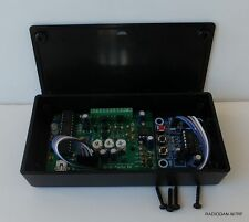 Ham Amateur Radio ID-O-Matic IV 4 voice Repeater Controller with enclosure!