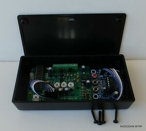 GMRS Repeater Controller Radio ID-O-Matic IV 4 voice PROGRAMMED your callsign