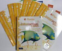 Grade 1 Pearson Interactive Science Homeschool Bundle Student Teacher Editions