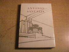 ANTONIO SANT'ELIA  VILLA OLMO COMO 1962 CATALOGO CARAMEL ARCHITETTURA FUTURISMO