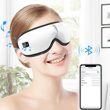 Wireless Eye Massager Portable Rechargeable Electric Bluetooth Health Care UK