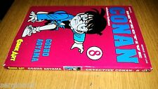 DETECTIVE CONAN # 8 - GOSHO AOYAMA - EDIZIONI STAR COMICS - COMIC ART MANGA-MN34